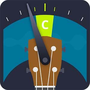 pocket ukulele tuner